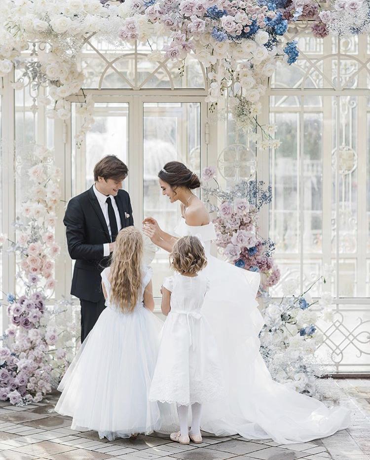 Elisaveta's and Herman wedding